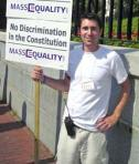 Working for MassEquality at Constitutional Convention