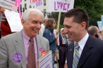Speaking with Stan Griffith, President of Greater Boston PFLAG