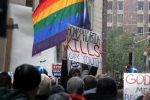 "Protesting Focus on the Family's anti-gay ""Love Won Out"" Conference"