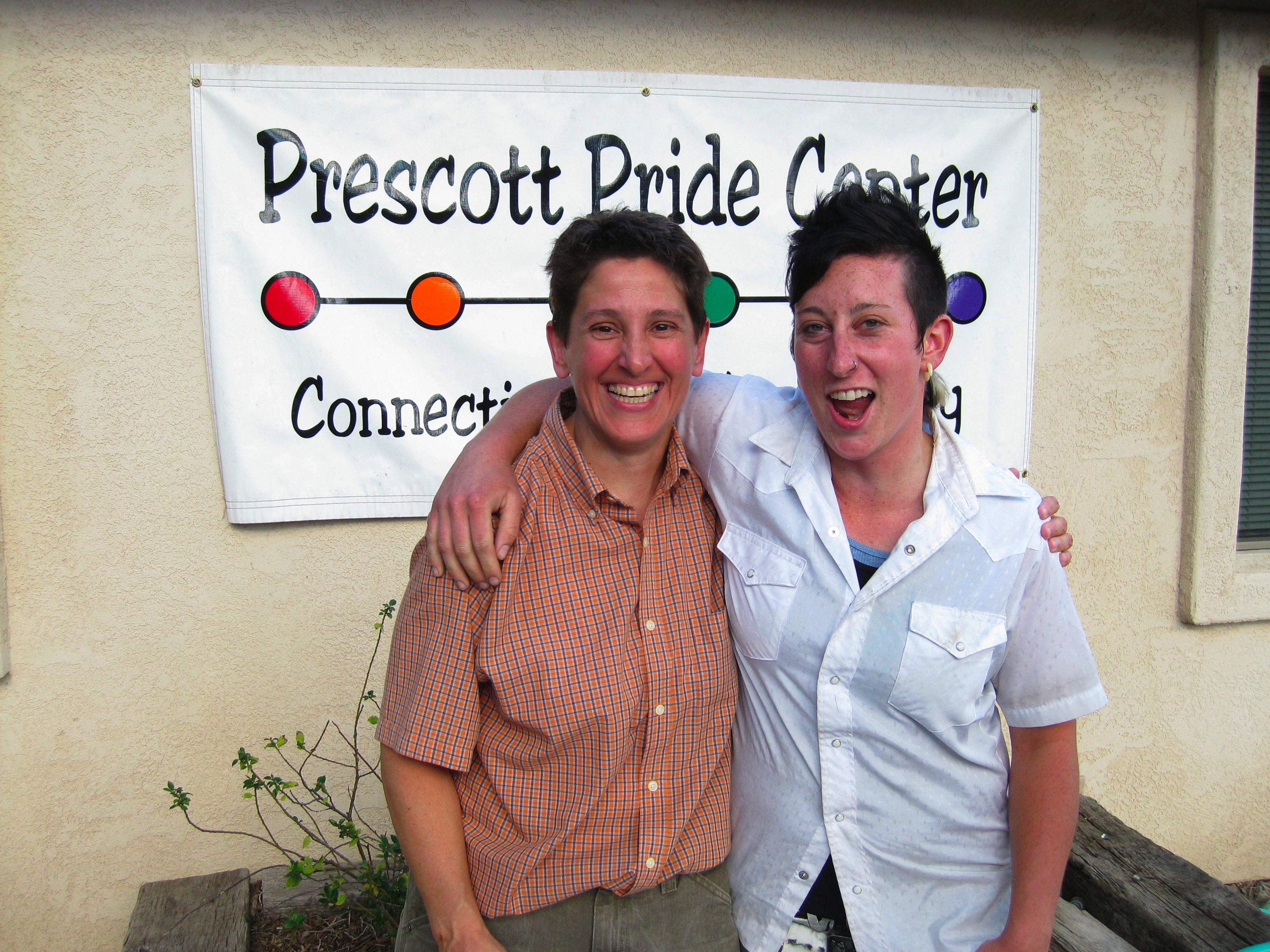 Gay prescott az