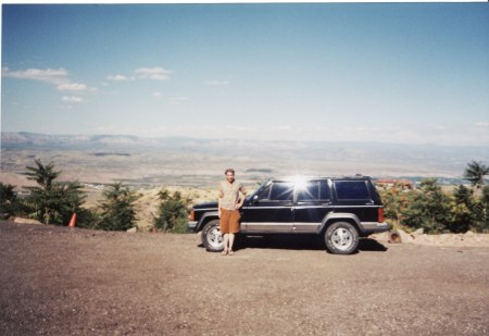 Jeep in Jerome, AZ (19 years old)